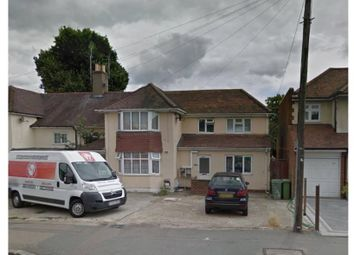 Thumbnail 2 bed flat to rent in Hospital Crescent, Gubbins Lane, Harold Wood, Romford