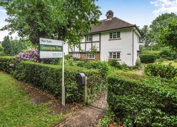 Thumbnail 3 bed semi-detached house for sale in Sutton Green, Guildford, Surrey