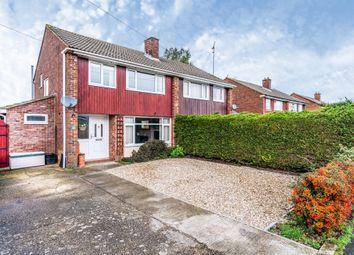 Thumbnail 3 bed semi-detached house for sale in Heatherstone Avenue, Dibden Purlieu, Southampton