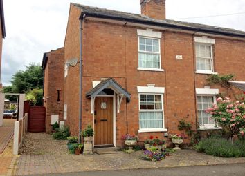 Thumbnail 2 bed semi-detached house for sale in Miller Street, Droitwich