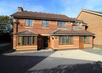 Thumbnail 5 bed detached house for sale in Primrose Close, Haydon Wick, Swindon