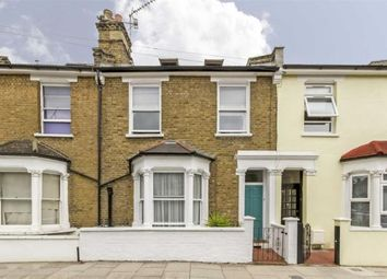 Thumbnail 4 bed terraced house to rent in Shortlands Road, London