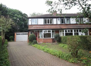 Thumbnail 3 bedroom semi-detached house to rent in Pine Grove, Worsley, Manchester