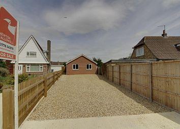 Thumbnail 2 bed detached bungalow for sale in Park Road, Deeping St. James, Peterborough