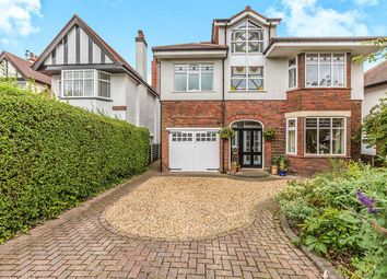 Thumbnail 6 bed detached house for sale in Yewlands Avenue, Fulwood, Preston
