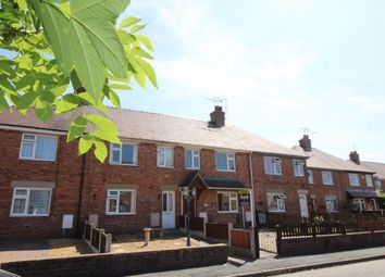 Thumbnail 3 bed terraced house to rent in St. Marys Road, Nantwich