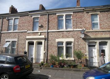 Thumbnail 2 bed flat for sale in Tamworth Road, Arthurs Hill, Newcastle Upon Tyne