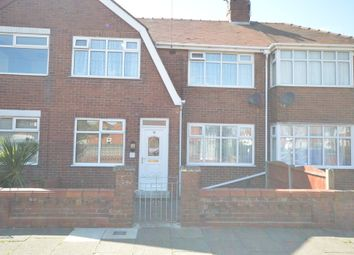 Thumbnail 2 bed terraced house for sale in Johnsville Avenue, Blackpool