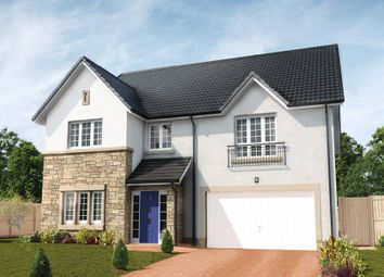 "Thumbnail 5 bed detached house for sale in ""The Lewis"" at Capelrig Road, Newton Mearns, Glasgow"