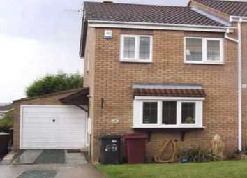 Thumbnail 2 bed property to rent in Nottingham Drive, Wingerworth, Chesterfield