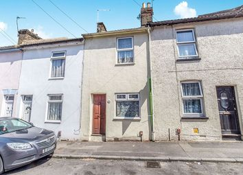 Thumbnail 3 bed terraced house for sale in Rose Street, Rochester