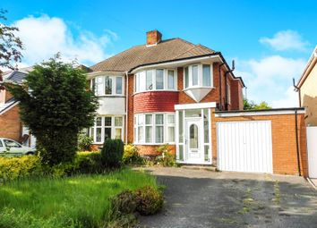 Thumbnail 3 bed semi-detached house for sale in Elmfield Road, Castle Bromwich, Birmingham