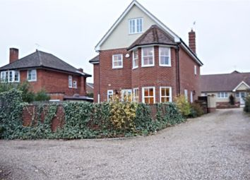 Thumbnail 5 bed detached house for sale in Bredfield Road, Woodbridge