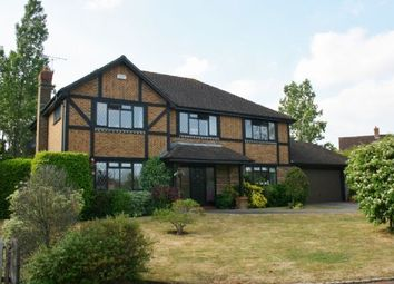 Thumbnail 5 bedroom detached house to rent in Barton Close, Exton, Exeter