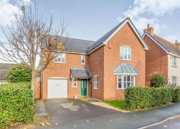 Thumbnail 4 bed detached house for sale in Parklands Drive, Weston, Crewe, Cheshire