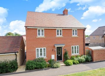 Thumbnail 4 bedroom detached house for sale in Gilligans Way, Faringdon