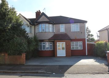 Thumbnail 5 bed semi-detached house for sale in Newquay Crescent, Harrow