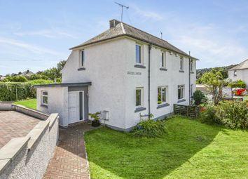 Thumbnail 2 bed semi-detached house for sale in 1 Davidson Gardens, Davidsons Mains, Edinburgh