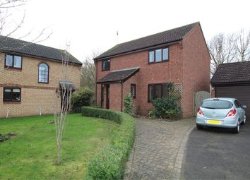 Thumbnail 4 bedroom detached house for sale in Turner Road, Stowmarket, Suffolk