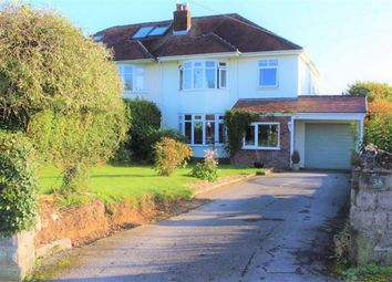 Thumbnail 4 bedroom semi-detached house for sale in Oldway, Bishopston, Swansea