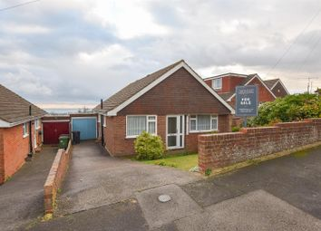 Thumbnail 3 bed detached bungalow for sale in Kenwood Close, Hastings