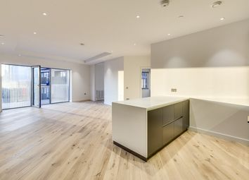 Thumbnail 3 bed flat for sale in Orchard Place, London