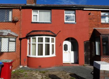 Thumbnail 3 bed terraced house to rent in Douglas Avenue, Blackpool