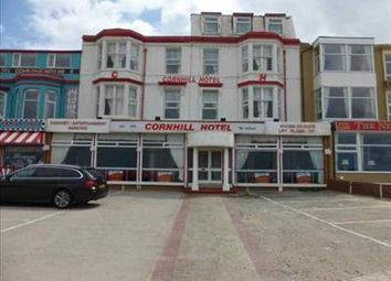 Thumbnail Hotel/guest house to let in Cornhill Hotel, 377-379 Promenade, Blackpool