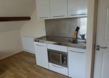 Thumbnail 1 bed flat to rent in Scargells Yard, High Street, March
