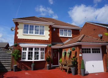 Thumbnail 4 bedroom detached house for sale in Japonica Drive, Dowlais