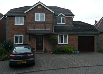 Thumbnail 4 bed detached house to rent in Redgrove Park, Cheltenham