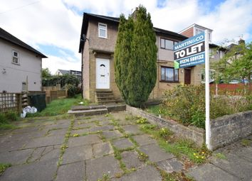 Thumbnail 3 bed semi-detached house to rent in Langdale Avenue, Bradford