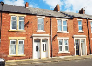 Thumbnail 3 bed flat to rent in Waldo Street, North Shields