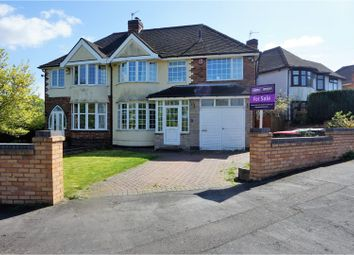 Thumbnail 4 bedroom semi-detached house for sale in Ennersdale Close, Coleshill