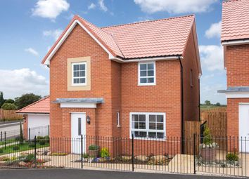 """Thumbnail 4 bedroom detached house for sale in """"Kingsley"""" at Bluebird Way, Brough"""