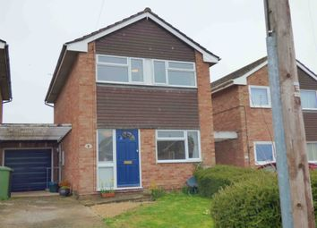 Thumbnail 3 bed link-detached house for sale in Queens Acre, Newnham-On-Severn