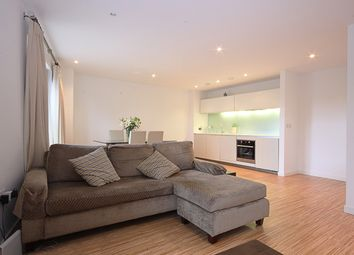 Thumbnail 1 bedroom flat to rent in Wingate Square, Clapham, London
