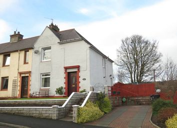 Thumbnail 3 bed semi-detached house for sale in 23 Oliver Park, Hawick