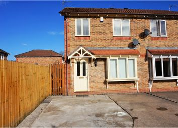Thumbnail 3 bed semi-detached house to rent in Cwrt Ywen, Llanharry, Pontyclun