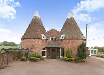 Thumbnail 4 bed detached house to rent in Peasmarsh, Rye