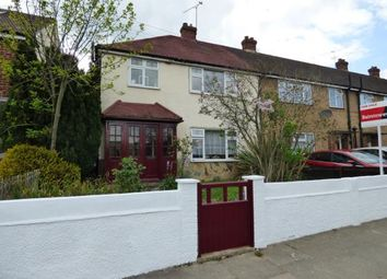 Thumbnail 3 bed end terrace house for sale in Bevan Way, Hornchurch