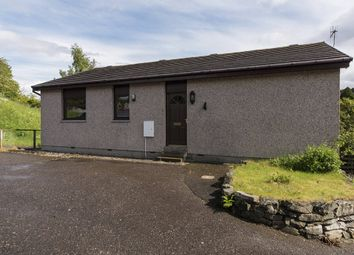 Thumbnail 3 bed bungalow for sale in James Court, Kingussie, Inverness-Shire, Highland