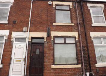 Thumbnail 3 bedroom terraced house to rent in Regina Street, Smallthorne, Stoke-On-Trent