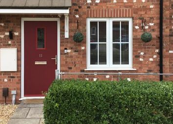 Thumbnail 2 bed mews house to rent in Bluebell Road, Scartho, Grimsby