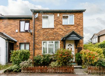 Thumbnail 3 bed end terrace house for sale in Connaught Gardens, Morden