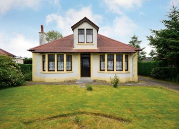 Thumbnail 4 bed detached bungalow for sale in 42 Glasgow Road, Kirkintilloch, Glasgow