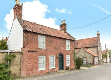 Thumbnail 4 bedroom semi-detached house for sale in Guild Street, Walsingham