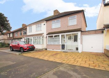Thumbnail 3 bed semi-detached house for sale in Holmesdale Road, Bexleyheath