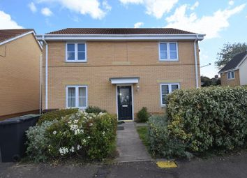 Thumbnail 4 bed detached house for sale in Morgan Close, Leagrave, Luton