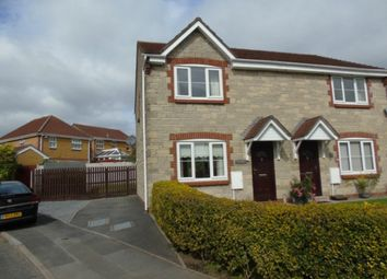 Thumbnail 3 bed semi-detached house to rent in Parc Morlais, Llangennech, Llanelli
